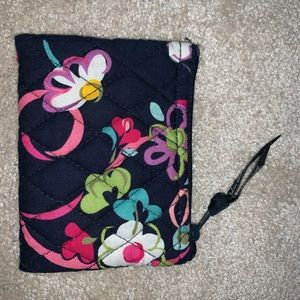 Pink ribbons (discontinued pattern) Vera Bradley